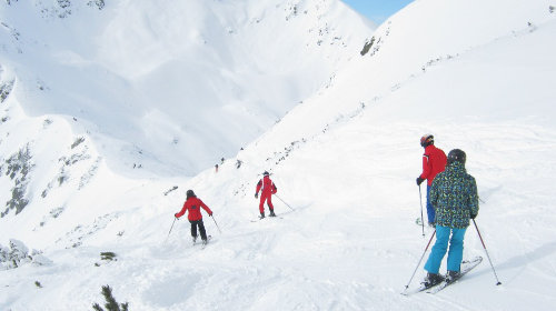 Fr. 05. - So. 07. April 2019 - Ski-Wochenende Serfaus - Fiss - Ladis